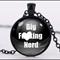 BIG F*CKING NERD Pendant
