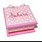 Sweet Pink with White Spots Keepsake Box