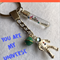 YOU ARE MY UNIVERSE keyring