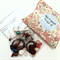 Make it yourself two necklace gift kit- handmade polymer clay / semi precious