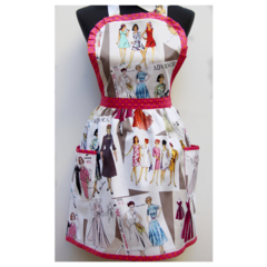 Love the 50's ladies apron