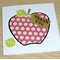 Teacher thank you card - the big apple