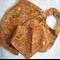 Baby Bibs and Burp Cloth Set (3 pcs)