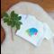 Rainbow Lorikeet - Baby Onesie Organic Cotton - Bird Clothing Gift