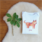 Organic Cotton - Dingo Pup Snapsuit - Long Sleeve Short Sleeve - Australia