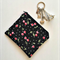 Handmade Fabric Zippered Cosmetics Purse