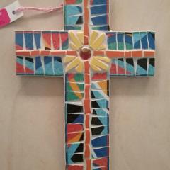 Mosaic Cross - Sunshine ☉