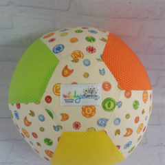 Balloon Ball: Buttons Orange/Yellow/Green