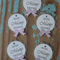 Reserved Listing for Kasey ~ 5 With Many Thanks Gift Tags