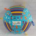 Balloon Ball: Taggie:  Robots & Stripes