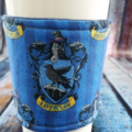 Coffee Cup Wrap: Ravenclaw.