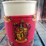 Coffee Cup Wrap: Gryffindor.