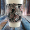 Coffee Cup Wrap: Kiwiwana with red back.