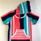 Size 3 Boys beach towel Shirt with pouch pocket