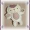 Lamb Toy Softie - Medium Size