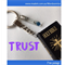 TRUST - HOLY BIBLE keyring