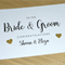 Personalised Wedding Day card - Bride & Groom