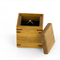 Wooden Ring-Bearer Box made from Australian hardwoods