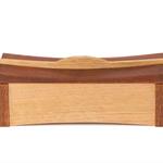 Wooden Keepsake Box made from Victorian Ash and Jarrah