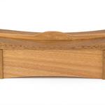 Wooden Keepsake Box made from Australian Blackbutt and Spotted Gum