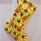 Australian christmas stocking, christmas stocking, christmas decor, kangaroo