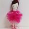 Ballerina - Hot Pink