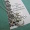 Godmother Necklace - Godmother Baptism Gift - Personalized Godmother Jewelry