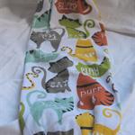 Cotton Cat Plastic Bag Holder