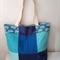 Patchwork Tote Handbag
