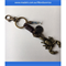 WE LOVE YOU DAD scorpion key ring