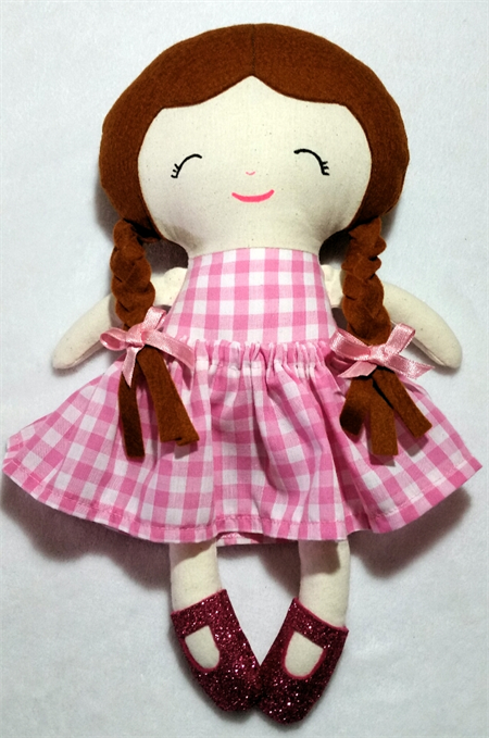 Dorothy inspired doll