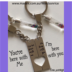 YOU'RE HERE WITH ME - 