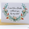 Australian Maid of Honour Proposal Card, Australian Bridesmaid Proposal Card