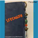 STRENGTH bookmark