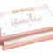 Pink & White Keepsake Memory Box