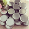 WEDDING FAVOURS X 50 | Soy Candles | Petite 2oz Tin | Gold or Silver