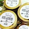 HENS NIGHT CANDLE |  Personalised Label | Petite 2oz Tin | Gold or Silver