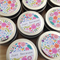 CANDLE TIN FAVOURS | Personalised | Soy Wax | Petite 2oz tins | Gold or Silver