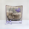 Mum with hearts - Folded book art - Mothers Day gift
