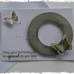 Handmade Card.