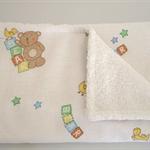 Unisex Babies Burp Cloth