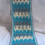 Cat Pattern Scarf