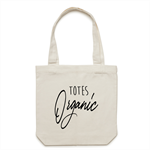 TOTES ORGANIC Tote Bag in Cream