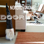 Large Gnome Doorstop | Tonttu | Tomte | Scandinavian Gnome | Gnome Gifts Sydney