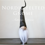 Nordic Felted Gnome - SOLD OUT