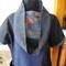 Japanese influenced tunic