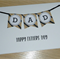 Fathers Day card - bunting