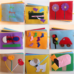 Busy Books for active little minds