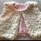 Fleecy lined vest/jacket  Size 3-4