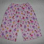 Hello Bumblebee Girls Flannel Pyjama Bottoms Size 1-2